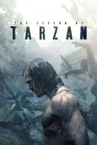 """Poster for the movie """"The Legend of Tarzan"""""""