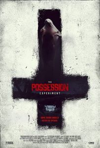 "Poster for the movie ""The Possession Experiment"""