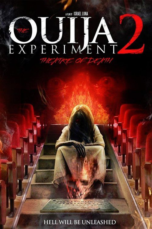 "Poster for the movie ""The Ouija Experiment 2: Theatre of Death"""