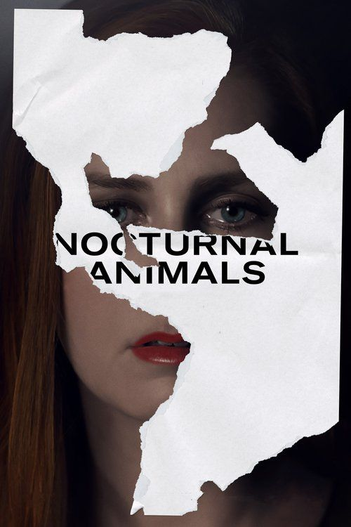 "Poster for the movie ""Nocturnal Animals"""