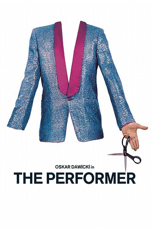 "Poster for the movie ""Performer"""