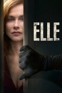 "Poster for the movie ""Elle"""