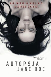 "Poster for the movie ""Autopsja Jane Doe"""