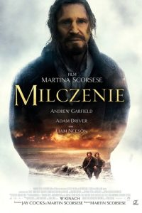 "Poster for the movie ""Milczenie"""