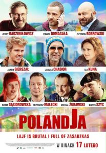 "Poster for the movie ""PolandJa"""