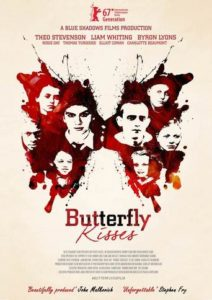 "Poster for the movie ""Butterfly Kisses"""