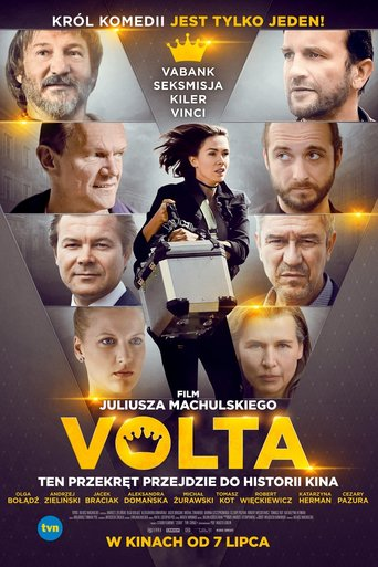 "Poster for the movie ""Volta"""