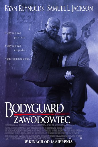 "Poster for the movie ""Bodyguard Zawodowiec"""