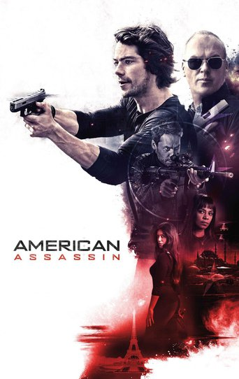 "Poster for the movie ""American Assassin"""