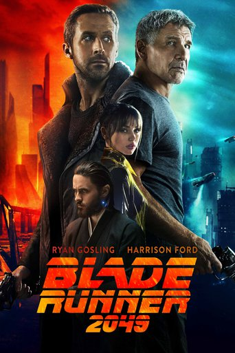 "Poster for the movie ""Blade Runner 2049"""