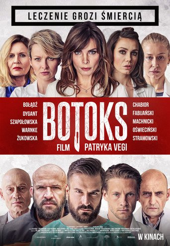"Poster for the movie ""Botoks"""