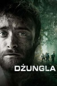 "Poster for the movie ""Dżungla"""