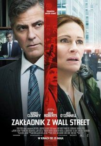 "Poster for the movie ""Zakładnik z Wall Street"""