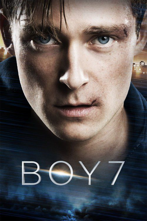 "Poster for the movie ""Boy 7"""