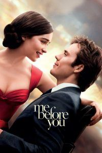 "Poster for the movie ""Me Before You"""