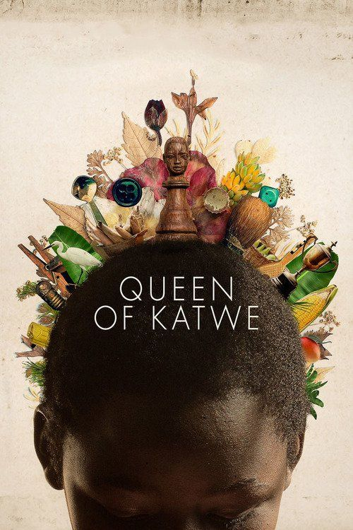 "Poster for the movie ""Queen of Katwe"""