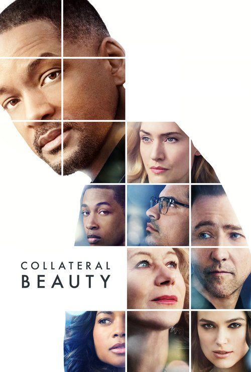 "Poster for the movie ""Collateral Beauty"""