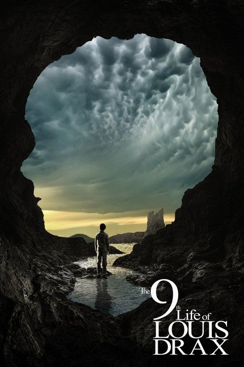 "Poster for the movie ""The 9th Life of Louis Drax"""