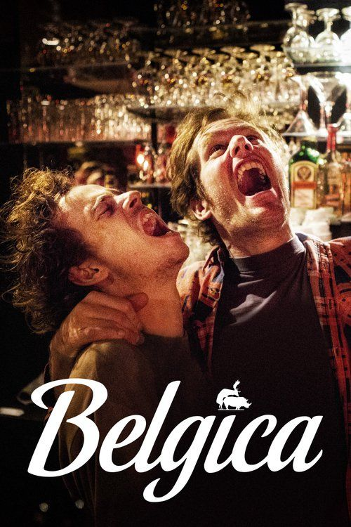 """Poster for the movie """"Belgica"""""""