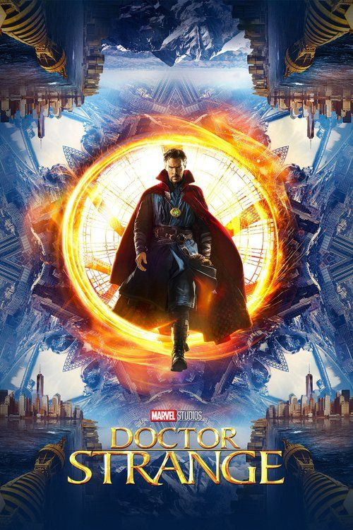 "Poster for the movie ""Doktor Strange"""