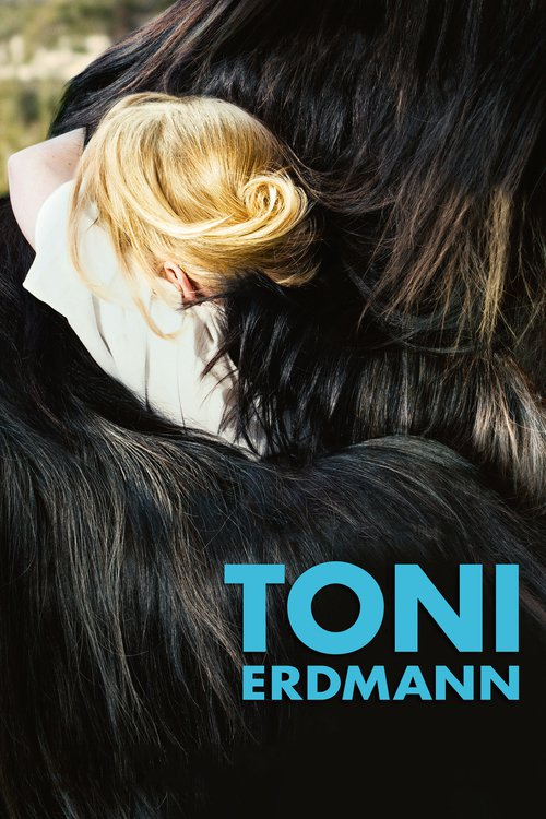 "Poster for the movie ""Toni Erdmann"""
