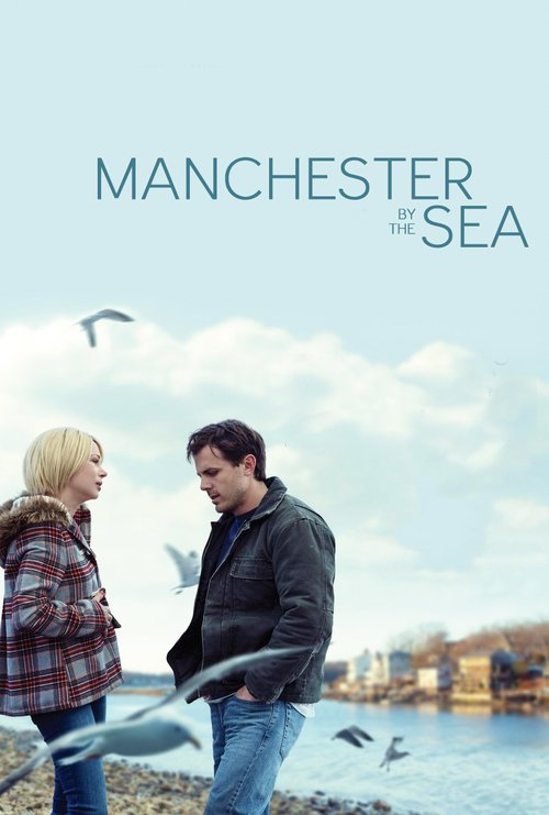 "Poster for the movie ""Manchester by the Sea"""