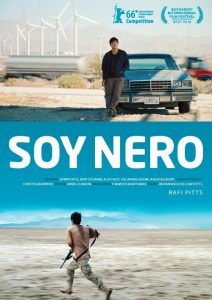 "Poster for the movie ""Soy Nero"""
