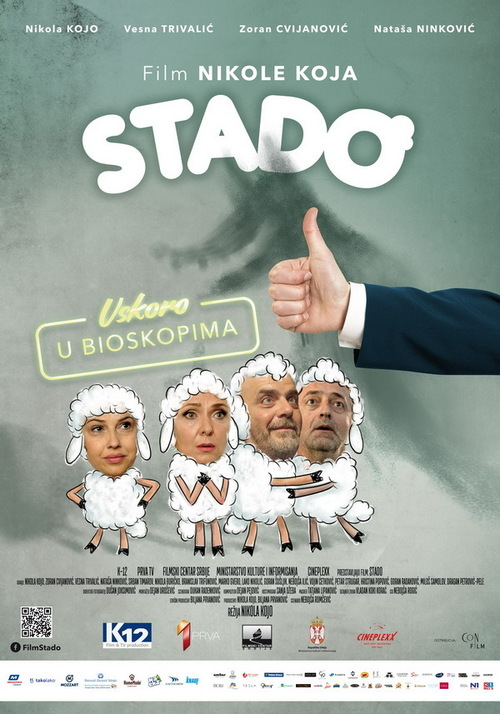 "Poster for the movie ""Stado"""
