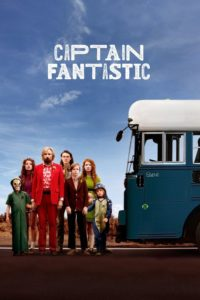 "Poster for the movie ""Kapitan Fantastic"""