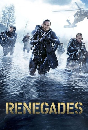 "Poster for the movie ""Renegaci"""