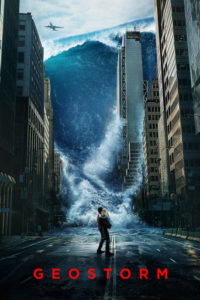 "Poster for the movie ""Geostorm"""