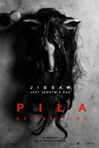 "Poster for the movie ""Piła: Dziedzictwo"""