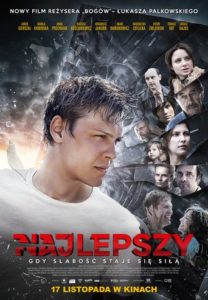"Poster for the movie ""Najlepszy"""