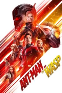 "Poster for the movie ""Ant-Man i Osa"""