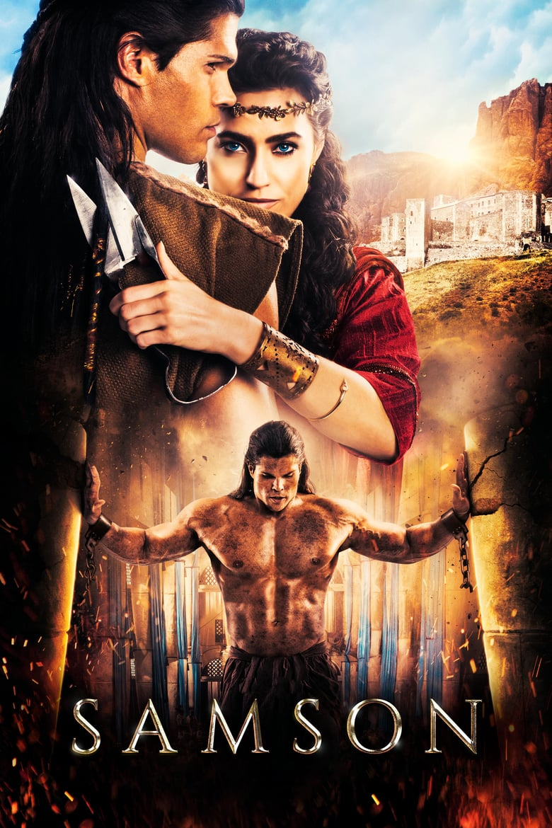 "Poster for the movie ""Samson"""