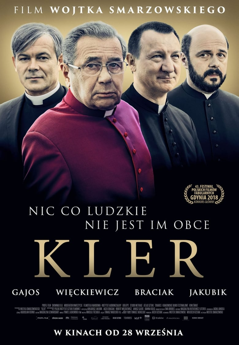 "Poster for the movie ""Kler"""