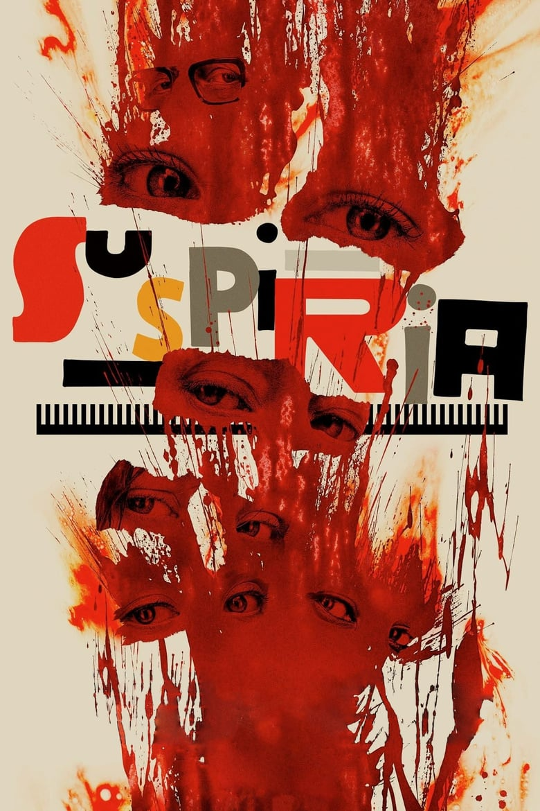 "Poster for the movie ""Suspiria"""