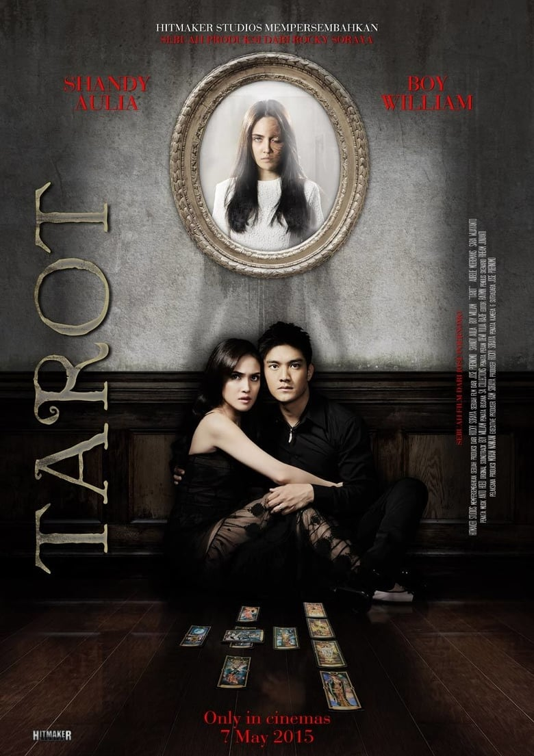 "Poster for the movie ""Tarot"""