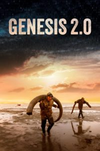 "Poster for the movie ""Genesis 2.0"""