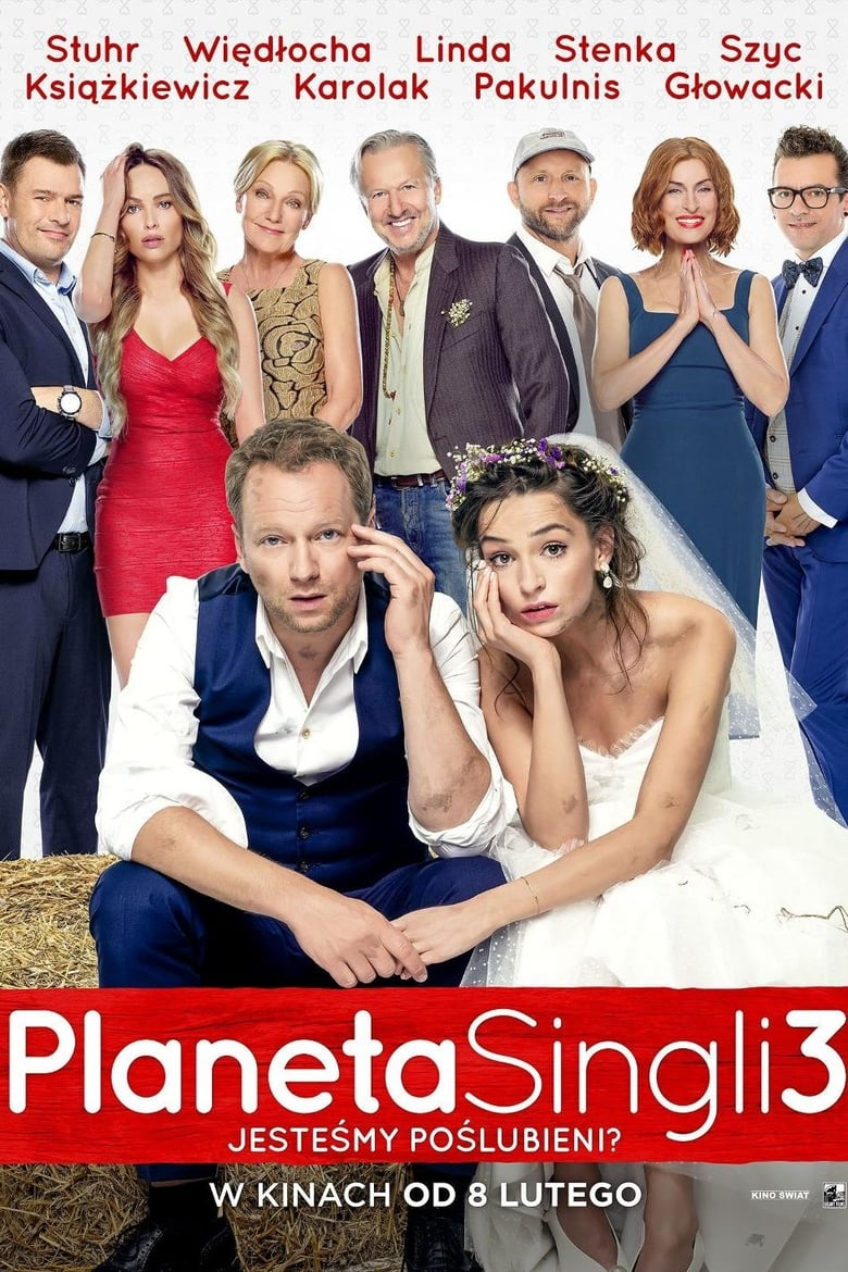"Poster for the movie ""Planeta Singli 3"""