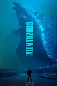 "Poster for the movie ""Godzilla II: Król potworów"""