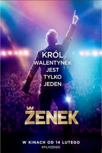"Poster for the movie ""Zenek"""
