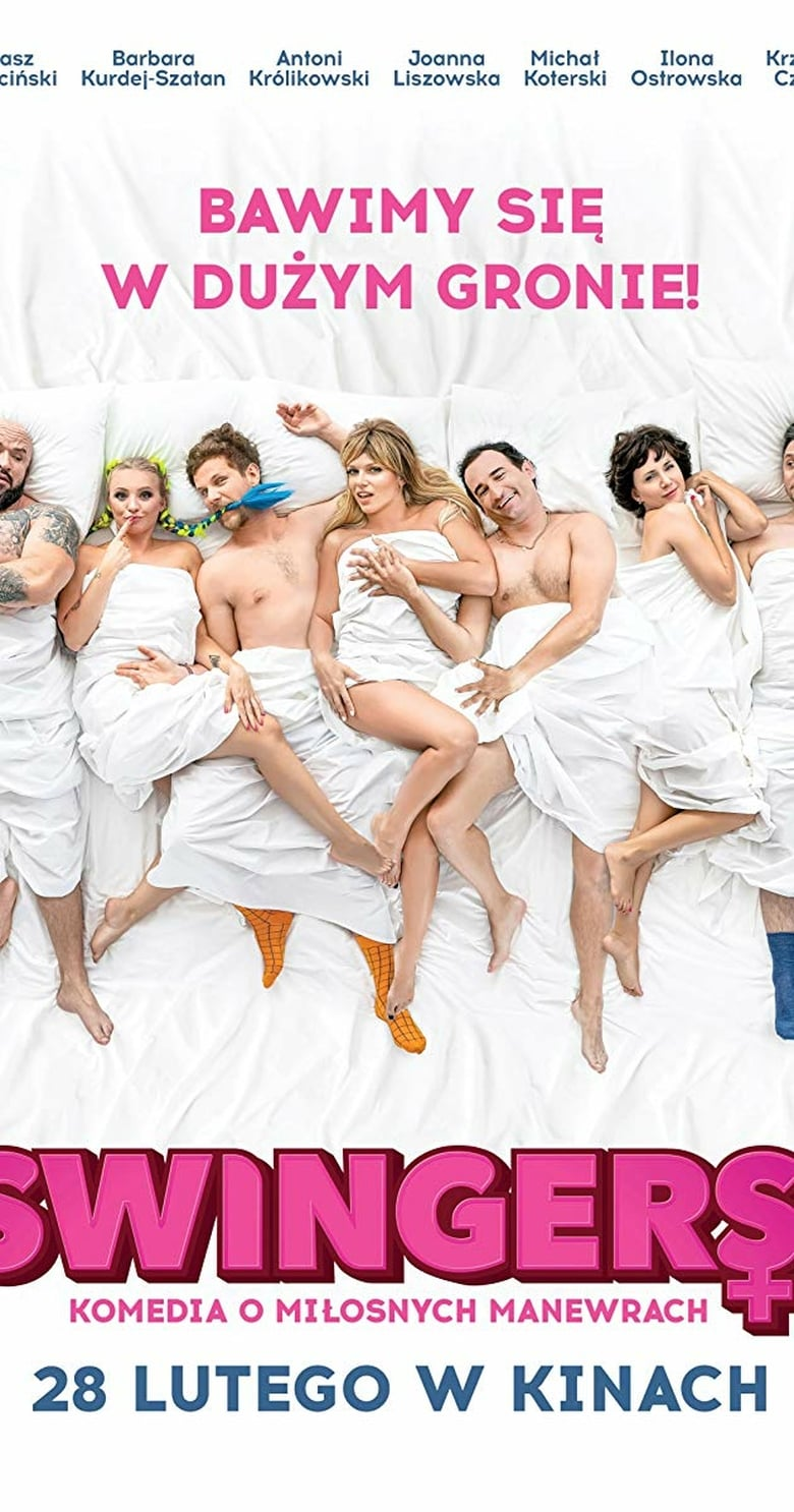 "Poster for the movie ""Swingersi"""