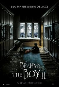 "Poster for the movie ""Brahms: The Boy II"""