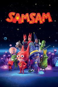 "Poster for the movie ""SamSam"""