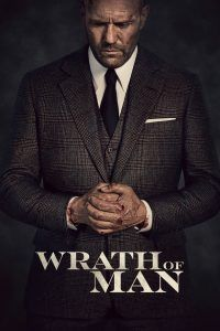 "Poster for the movie ""Wrath of Man"""