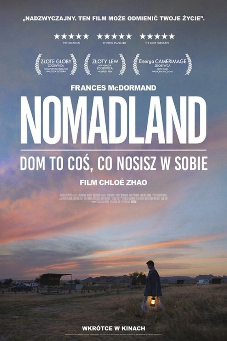 """Poster for the movie """"Nomadland"""""""