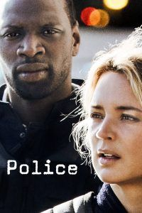 """Poster for the movie """"Police"""""""